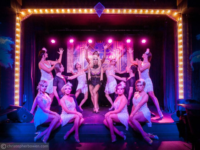 The Gay Gatsby @ Wild Cabaret